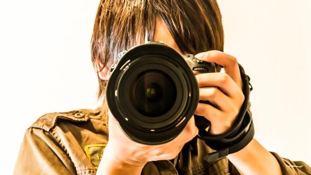 写真カメラマン