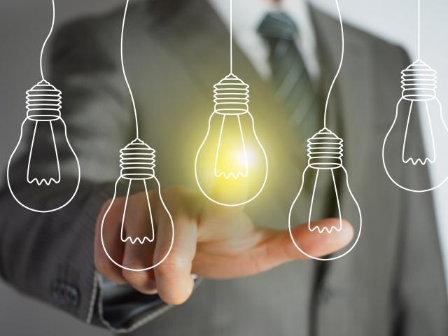 ビジネスアイデアのイメージ
